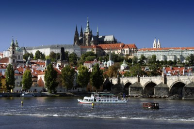 Prague Boat Cruise